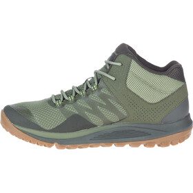 Merrell Nova 2 Mid GTX Shoes Men, lichen